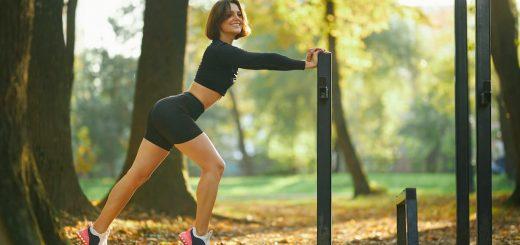 siłownia zewnętrzna